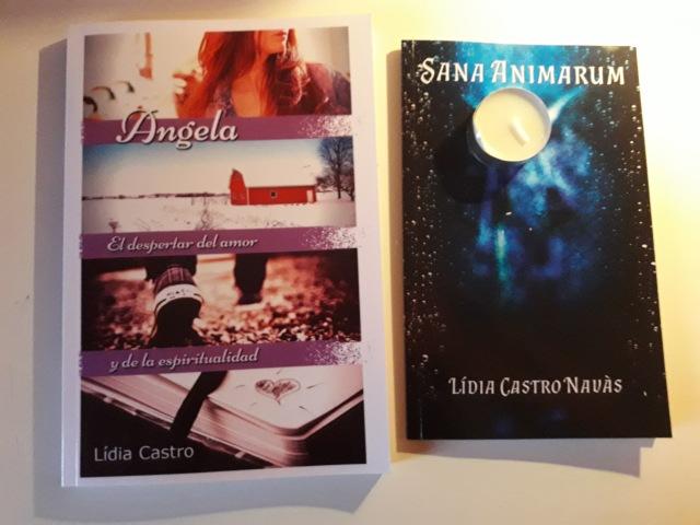 Libros Lidia Castro