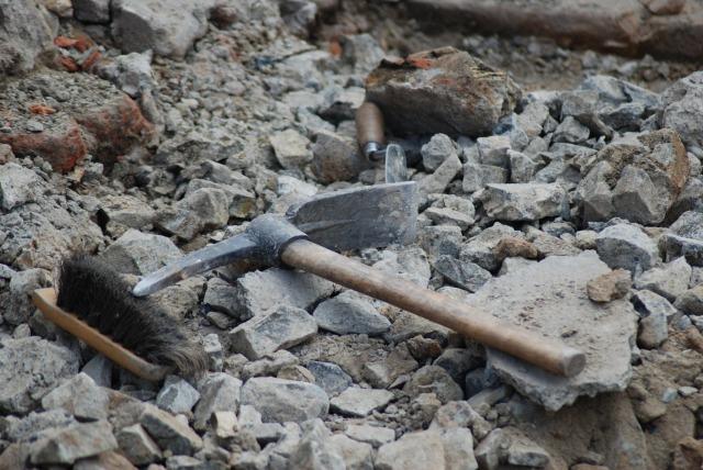 herramientas arqueologicas