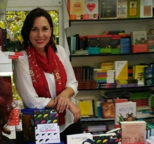 Sara Feria del Libro